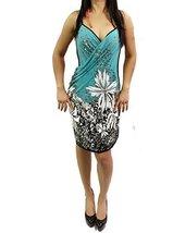 ENVY BODY SHOP Women's Spaghetti Strap Backless Wrap Beach Dress Bikini Cover... - $8.81