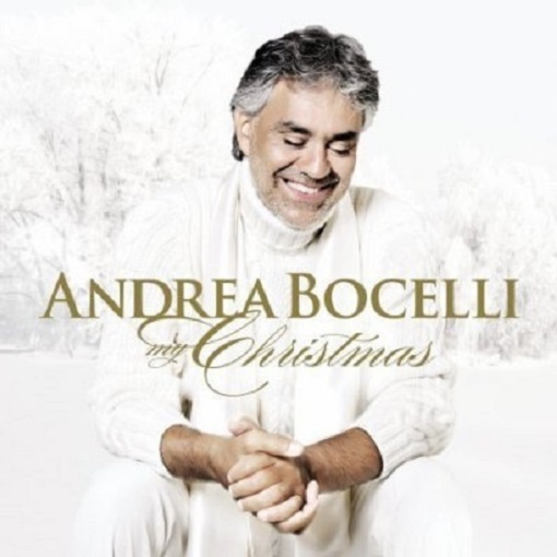 MY CHRISTMAS by Andrea Bocelli - CD