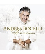 MY CHRISTMAS by Andrea Bocelli - CD - $24.95
