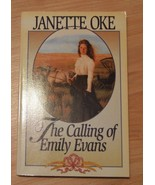 The Calling of Emily Evans by Janette Oke Paper... - $0.99