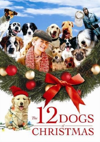 The 12 dogs of christmas   dvd 814838011165