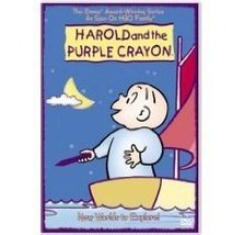 Harold and the Purple Crayon New Worlds to Explore DVDs - $9.95