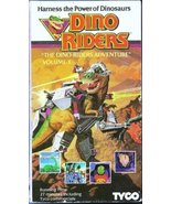 Dino Riders - The Dino-riders Adventure Volume 1 [VHS Tape] [1000] - $6.99