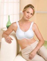 Amoena Kelly Everyday Bra, Soft Cup, White, 34DD - $44.98