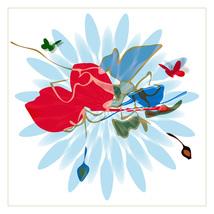 *Spring* Digital Art JPEG Image Download - $7.93