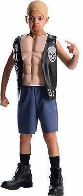 WWE Deluxe Child's Muscle Chest Costume, Stone Cold Steve Austin Large