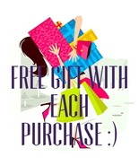 FREE GIFTS W/ PURCHASES OF VARIOUS AMOUNTS-A_NE... - $0.00