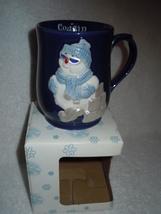 Snow Buddies Snowman Mug Cousin Slick New - $3.99