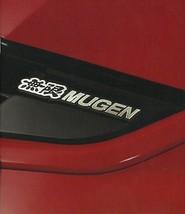 2009/2010 Honda FIT MUGEN parts accessories brochure catalog - $8.00