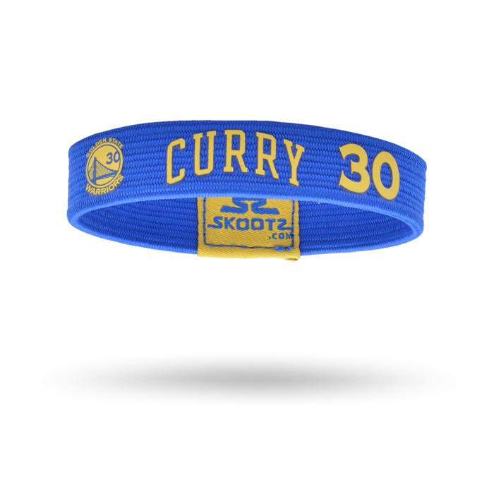 Stephen Curry Blue Adidas Swingman Jersey image 6