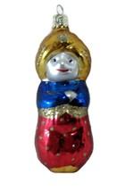 Vintage Murcury Glass Geni Ornament  - $6.00