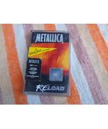 Metallica Reload  Cassette Polish Release Made In Poland - $12.86