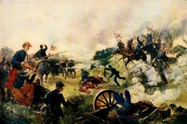 Vintage The Civil War Pictures Paintings And Text On CD - $7.50