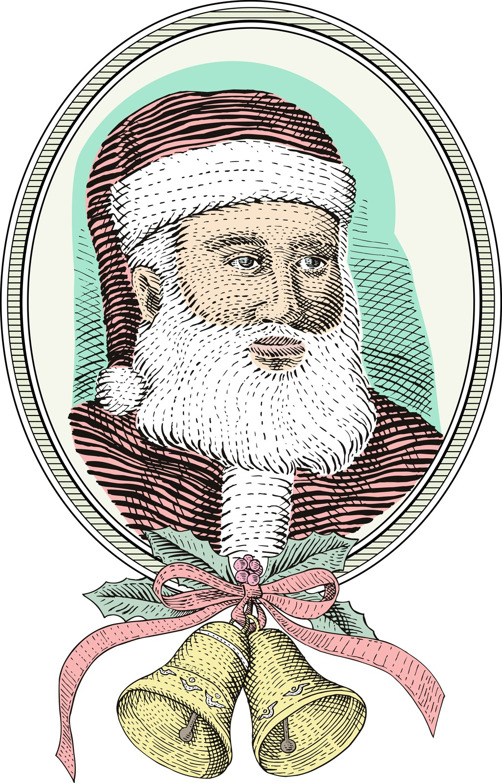Father christmas santa claus gkfig u  l