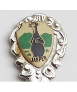 Collector Souvenir Spoon Canada Alberta Jasper Emblem - $1.95