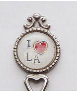 Collector Souvenir Spoon USA California Los Ang... - $8.99