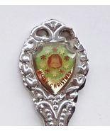 Collector Souvenir Spoon Canada Newfoundland Jackson's Arm Christmas - $2.99