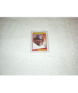 1987 WALTER PAYTON Topps RECORD BREAKER Collectible Card #5 in PROTECTIV... - $38.99