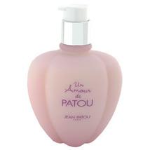 Un Amour de Patou Perfume BODY LOTION 6.8 oz.JEAN PATOU Beauty Fragrance... - $129.99