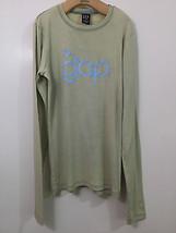 Atm Anthony Thomas Melillo Rib Knit Long Sleeve T Shirt Small Gap - $27.77