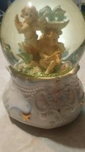 "Musical angel snow globe 6""×4"" - $14.85"