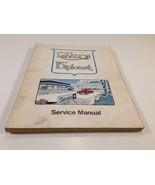 1977 Chrysler LeBaron Dodge Diplomat Service Manual Original OEM - $24.99