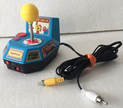 Namco Ms. Pac-Man Plug & Play with 5 TV Games - TESTED and WORKS! - $99.99