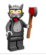 Lego Simpsons Minifig #71005 Series  SCRATCHY - $6.99