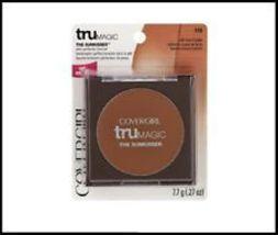 Covergirl Tru Magic The Sunkisser Bronzer 110   Soft Touch Balm - $4.50