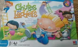 Hasbro Chutes and Ladders Game Kids Fun Toys & Games Board Games Interac... - $5.94
