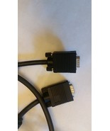 VGA Cable with DE-15 - $10.00