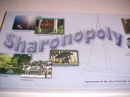 Pride Distributors Inc. Farmington Hills, MI Sharonopoly Custom Board Ga... - $69.99