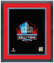 """NFL Hall of Fame Canton 11"""" x 14"""" Framed/Matted Officially Licensed Logo... - $43.55"""