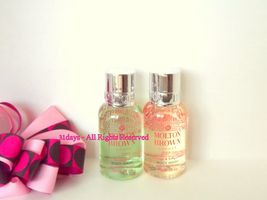 NEW 2 X Molton Brown London Body Wash Orange Be... - $9.99