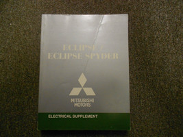 2011 MITSUBISHI Eclipse Spyder Electrical Supplement Service Repair Manu... - $41.95