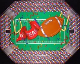Football GO TEAM Party Tray - $3.38