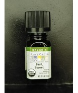 Aura Cacia Organic Sweet Basil Essential Oil 0.25 fl. oz. - $12.01