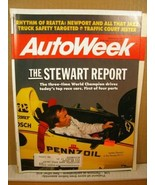 AutoWeek Magazine January 16 1989 The Jackie Stewart Report - $5.39