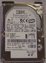 lot of 4 IBM IC25N020ATCS04-0 20GB 2.5in IDE Drive Tested Good Free USA Ship