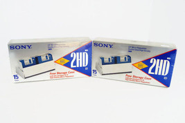 "SONY  3.5"" Micro Floppydisks Lot of 2 2HD Free ... - $34.97"