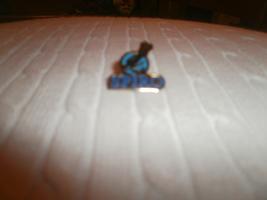 Spiro Hat / Lapel Pin - $1.00