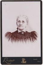 Lizzie Higgins Cabinet Photo - Lowell, Massachusetts - $17.50