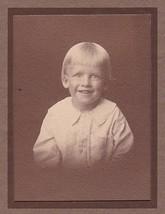 Ralph Mervin Horn Cabinet Photo (1916) - $17.50