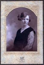 Ada Mae Clark Cabinet Photo - Biddeford, Maine - $17.50