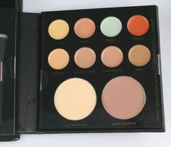Profusion Cosmetics Best Of Beauty 42 Piece Advanced Eyeshadows+ Make-Up Kit NIB image 6
