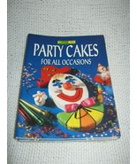 Australian Women's Weekly Party Cakes For All Occasions - $7.80