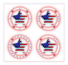 *Star_USA* Digital Illustration 4 JPEG Image Download - $9.95