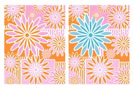 *FLORAL BACKGROUND* Digital Art 2 JPEG Image Download - $2.95