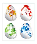 *Easter Eggs* Digital Art 4 JPEG Images Download  - $4.94