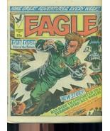 EAGLE weekly British comic book October 29 1983 VG+ - $9.89